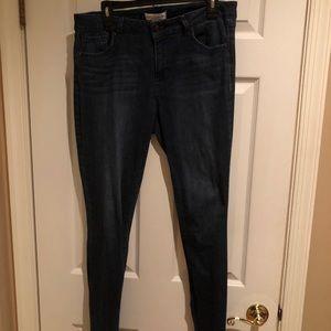 Artisan NY skinny stretch jeans